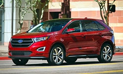 2015 - 2016 Ford Edge Reliability by Generation