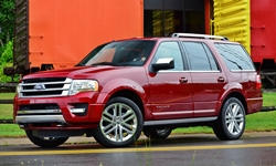 Ford Expedition vs. Jeep Grand Cherokee MPG