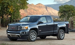 2015 - 2016 GMC Canyon Reliability by Generation
