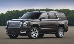 GMC Yukon suspension Problems