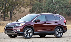 2015 - 2016 Honda CR-V Reliability by Generation
