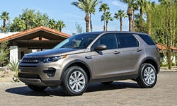 Land Rover Models at TrueDelta: 2019 Land Rover Discovery Sport exterior