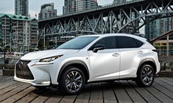 2015 - 2017 Lexus NX Reliability by Generation