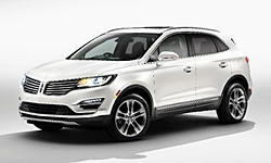 2015 - 2018 Lincoln MKC Reliability by Generation