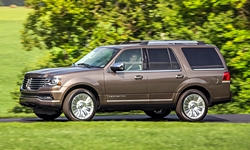 SUV Models at TrueDelta: 2017 Lincoln Navigator exterior