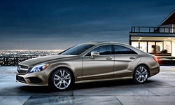 Mercedes-Benz Models at TrueDelta: 2018 Mercedes-Benz CLS exterior