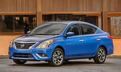 Nissan Versa vs. Toyota Matrix MPG