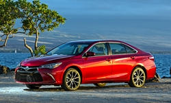 2015 - 2016 Toyota Camry Reliability by Generation