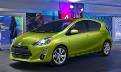2012 - 2017 Toyota Prius c Reliability by Generation