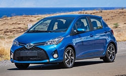 Hatch Models at TrueDelta: 2018 Toyota Yaris exterior