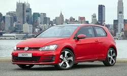 2015 - 2017 Volkswagen Golf / GTI Reliability by Generation