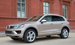 Jeep Grand Cherokee vs. Volkswagen Touareg MPG