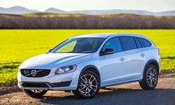 Volvo Models at TrueDelta: 2017 Volvo V60 Cross Country exterior