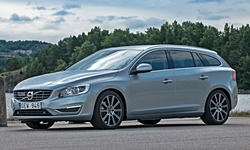 2015 - 2017 Volvo V60 Reliability by Generation