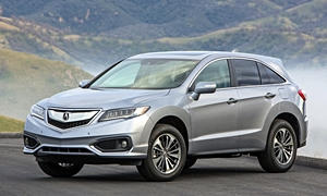 Acura RDX vs. Honda CR-V MPG