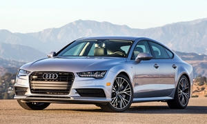 2016 - 2017 Audi A7 / S7 / RS7 Reliability by Generation
