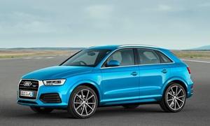 Audi Q5 vs. Audi Q3 MPG