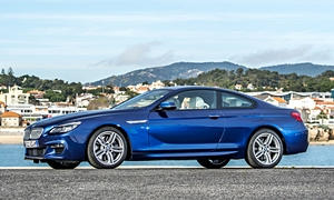 Convertible Models at TrueDelta: 2017 BMW 6-Series exterior