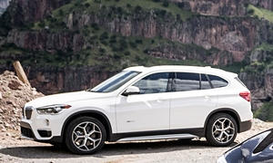 BMW Models at TrueDelta: 2018 BMW X1 exterior