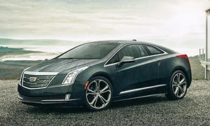 Coupe Models at TrueDelta: 2016 Cadillac ELR exterior