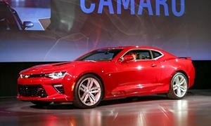 Coupe Models at TrueDelta: 2018 Chevrolet Camaro exterior