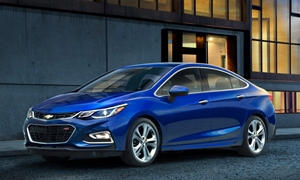 Hatch Models at TrueDelta: 2018 Chevrolet Cruze exterior