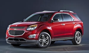 Chevrolet Equinox vs. Subaru Outback MPG