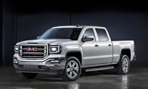 Dodge Dakota vs. GMC Sierra 1500 MPG