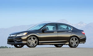Honda Accord Gas Mileage (MPG):