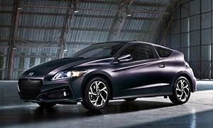 Hatch Models at TrueDelta: 2016 Honda CR-Z exterior