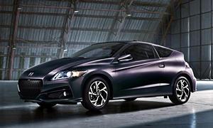 Honda Cr Z Mpg