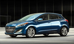 Honda Fit vs. Hyundai Elantra GT MPG