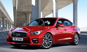 2014 - 2017 Infiniti Q50 Reliability by Generation