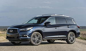 Infiniti Qx60 Vs Nissan Pathfinder Feature Comparison