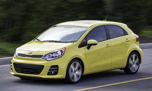 Kia Rio and Ford Focus Gas Mileage (MPG):