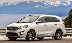 Kia Sorento vs. Chevrolet Equinox MPG
