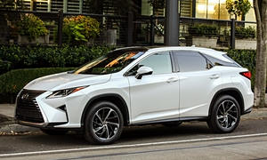 2016 - 2017 Lexus RX Reliability by Generation