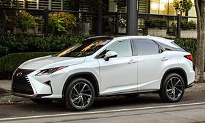 Acura RDX vs. Lexus RX MPG