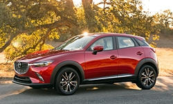 Mazda Models at TrueDelta: 2018 Mazda CX-3 exterior