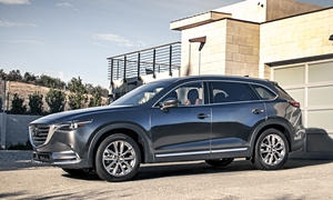 Mazda Models at TrueDelta: 2018 Mazda CX-9 exterior