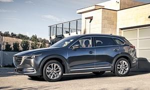 Mazda CX-9 MPG: Real-world fuel economy data at TrueDelta