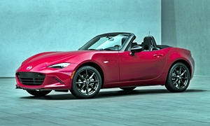 Convertible Models at TrueDelta: 2016 Mazda MX-5 Miata exterior