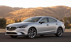 2014 - 2017 Mazda Mazda6 Reliability by Generation