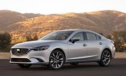 Mazda Mazda6 vs. Volvo S60 MPG