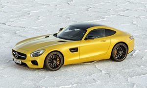 Convertible Models at TrueDelta: 2020 Mercedes-Benz AMG GT exterior