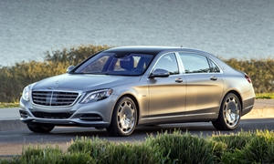 Mercedes-Benz Models at TrueDelta: 2018 Mercedes-Benz Maybach S-Class exterior