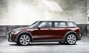 Wagon Models at TrueDelta: 2018 Mini Clubman exterior