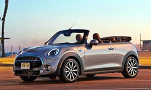 Convertible Models at TrueDelta: 2017 Mini Convertible exterior