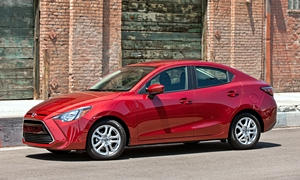 Scion Models at TrueDelta: 2016 Scion iA exterior