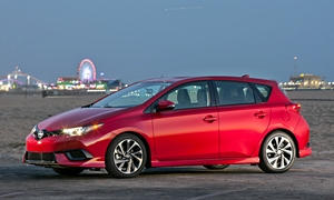 Hatch Models at TrueDelta: 2016 Scion iM exterior